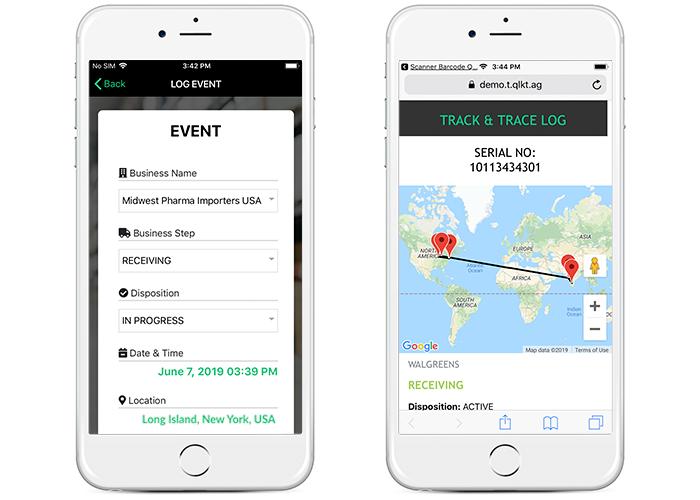 Qliktag IoT - Item Tracking & Traceability Solution